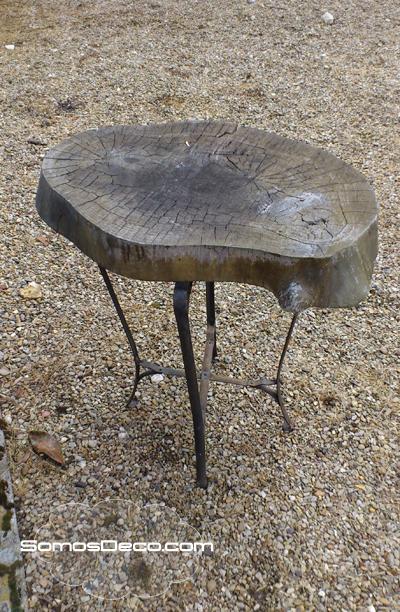 como reciclar una mesa