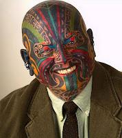 Veja tatuagens inusitadas