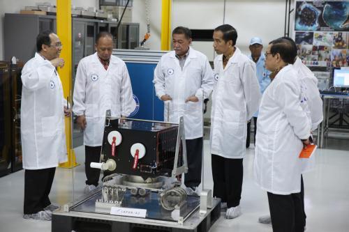 Siang Ini Satelit Buatan Indonesia Diluncurkan Dari India