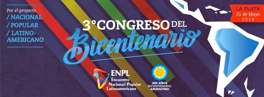 3° Congreso del Bicentenario de la Patria Grande