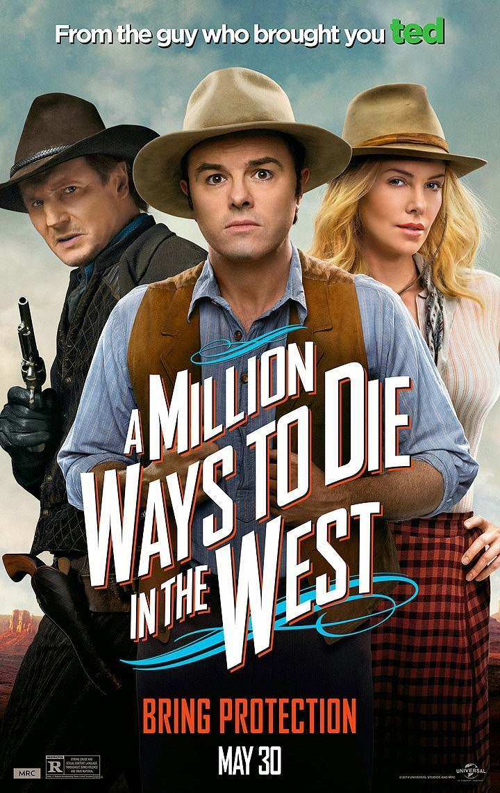 A MILLION WAYS TO DIE IN THE WEST 2014 HDCAM tainies online oipeirates