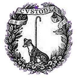 Escudo del Custodio de la Arcadia Romana