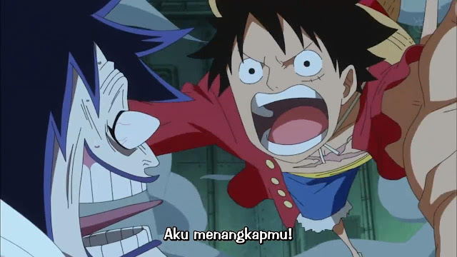 One Piece Episode 607