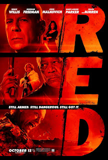 Ver online: Red (RED: Retirados Extremadamente Duros) 2010
