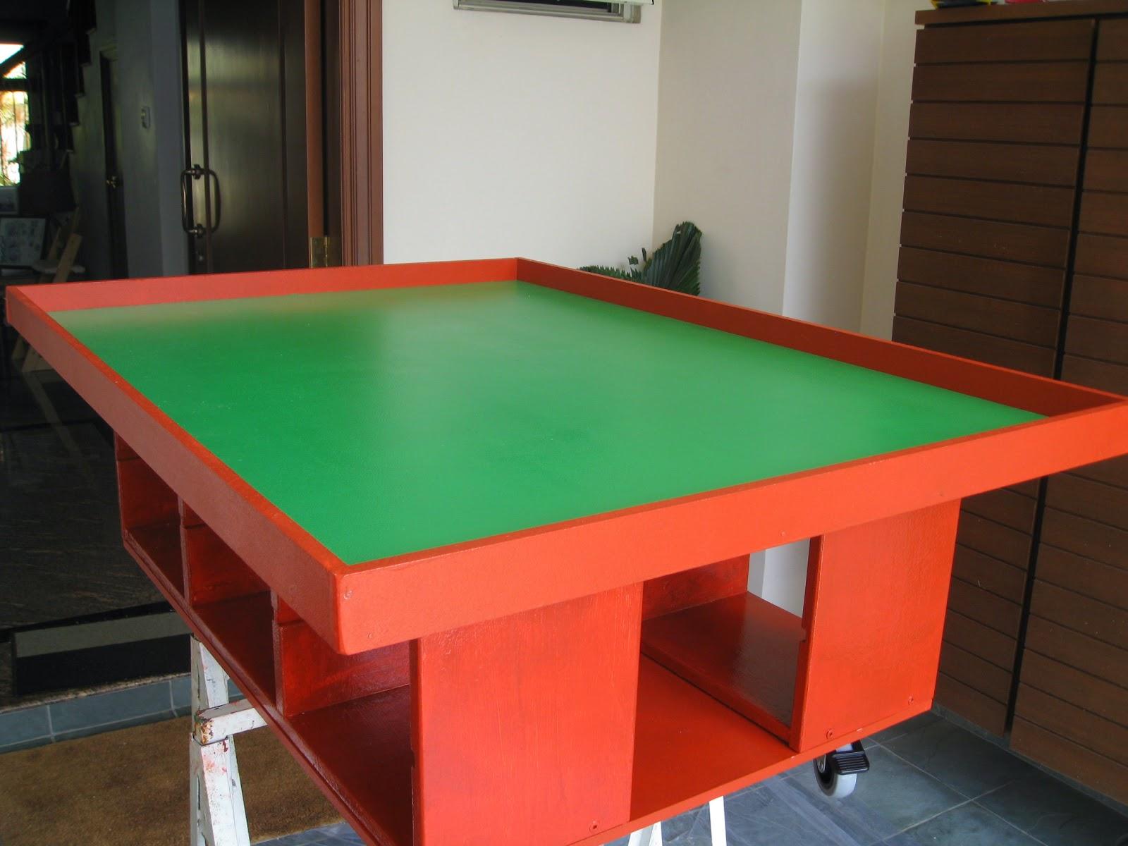 Aussie expat explorers diy ikea hacked trofast kids lego - Ikea trofast lego table ...