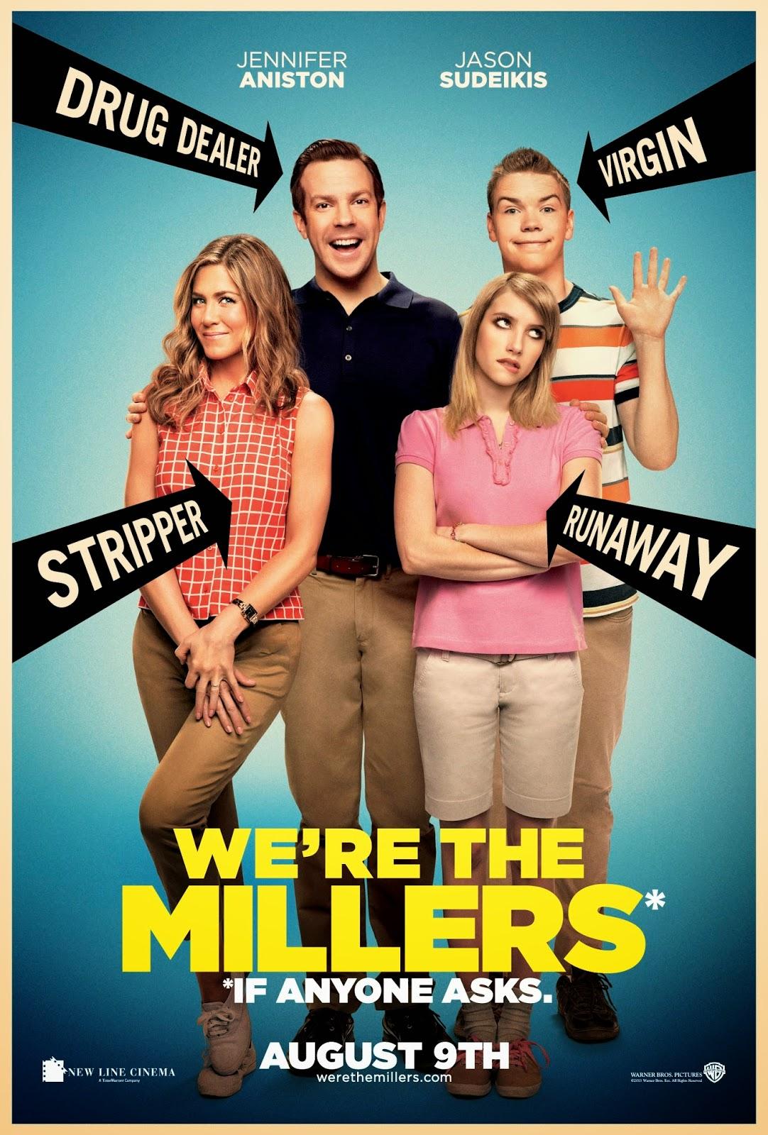 We're the Millers [Extended Cut] (2013) มิลเลอร์ มิลรั่ว ครอบครัวกำมะลอ [ฉบับเต็ม ไม่มีตัด]