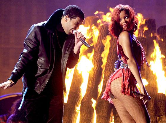 Rihanna y Drake estarían grabando el vídeo para una canción juntos.