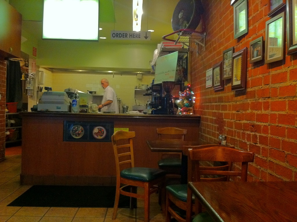 Bj S Cafe Westwood