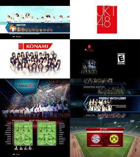 Download All Mods Graphics JKT48 PES 2013 by Mah Mude