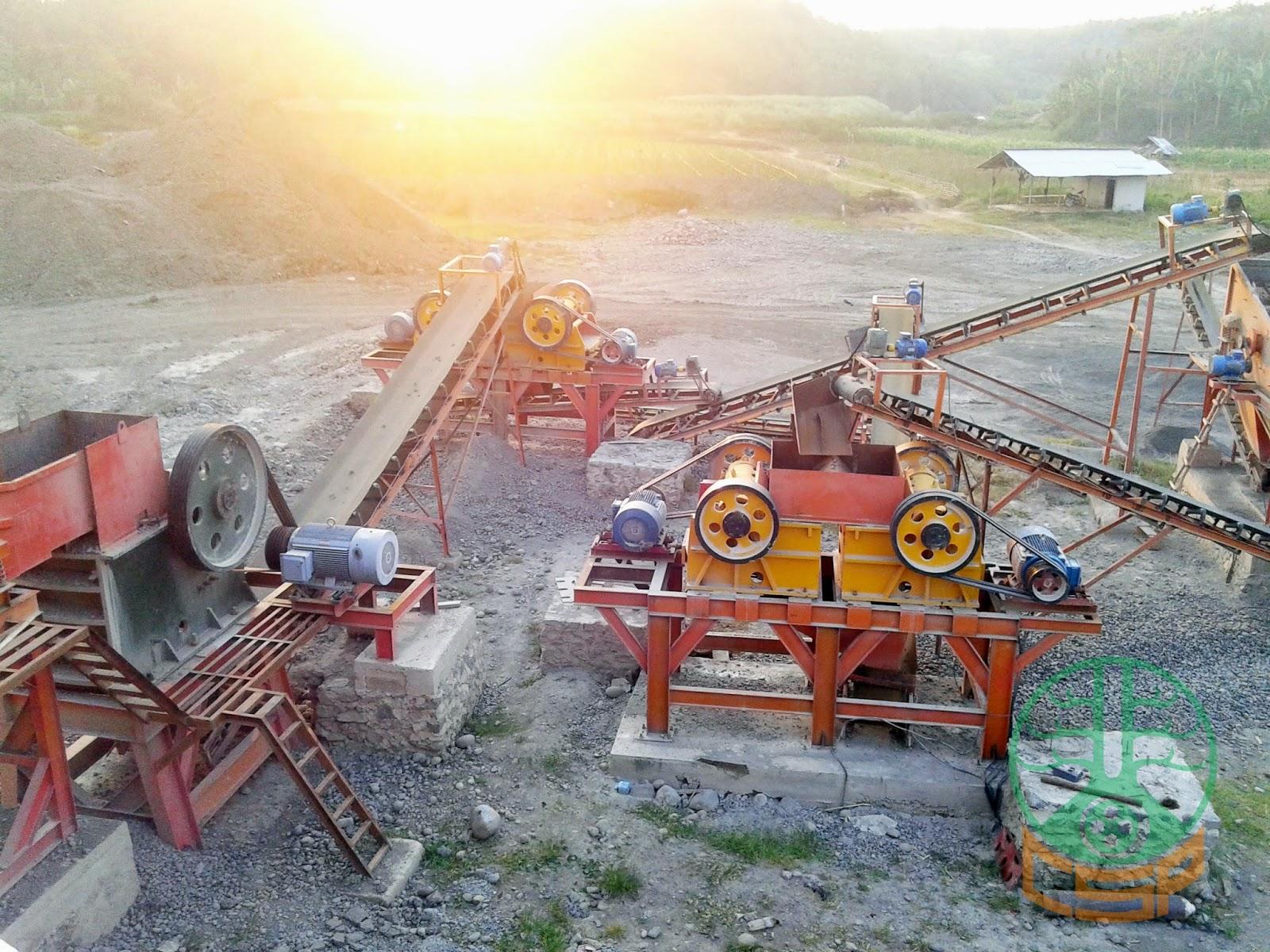 Project CSP Stone Crushing Plant 100 Tph, PT CTA Subang (04)