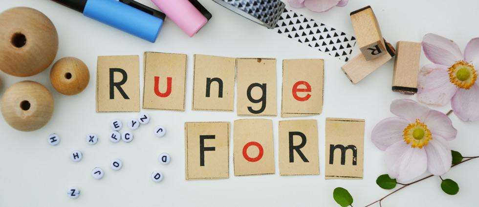 Runge form
