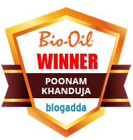 Winner With Bio-Oil & BlogAdda