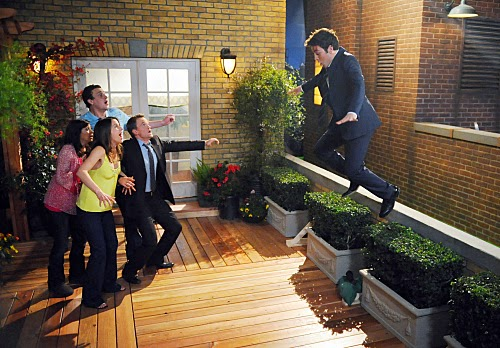 el salto jump how i met your mother