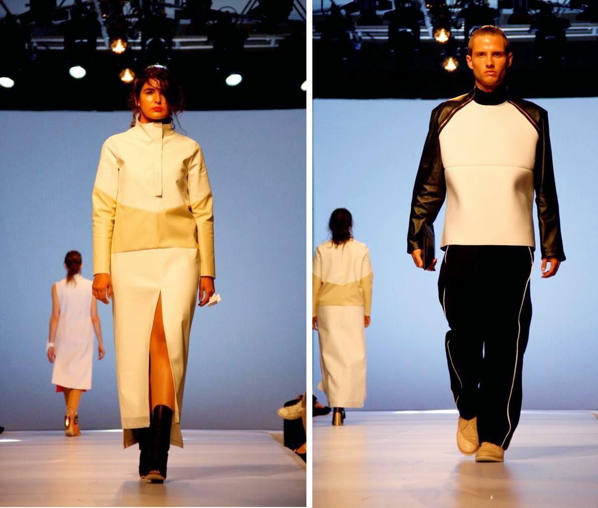 SAPICA Agosto 2014, Mexico es Moda, Lab 1, Jannette Klein, Prospectamoda, Pasarela, Diseño Mexicano.