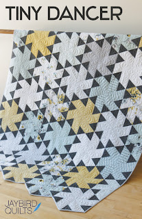 TinyDancer Pattern Cover Web Jaybird Quilts Block Giveaway