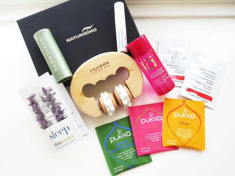 Naturisimo De Stress & Unwind Discovery Box review