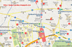 รีวิวโรงแรมในญี่ปุ่น พร้อมแผนที่