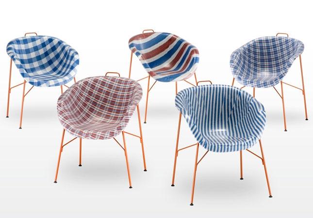 quai est design la chaise euphoria by paola navone. Black Bedroom Furniture Sets. Home Design Ideas