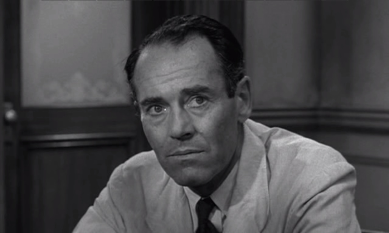12 angry men review 5 12 angry men (1957) reviews on cinafilmcom - the defense and the prosecution have rested and the jury is filing into the jury room to decide if a young spanish-american is guilty or.