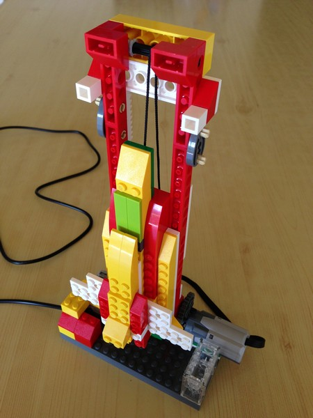 Wedobots Lego Wedo Designs For The Busy Teacher Space Shuttle