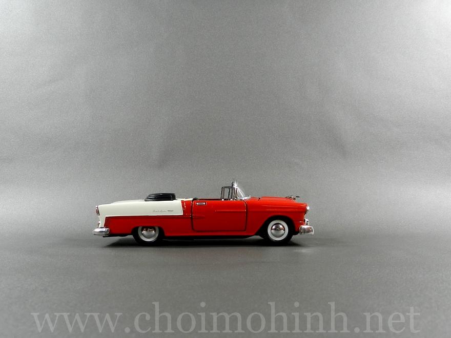 Chevrolet Belt Air 1955 1:32 side