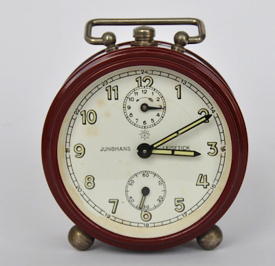 vintage alarm clock