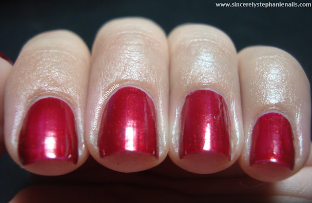 nicole by opi kardashian kolor keeping up with santa
