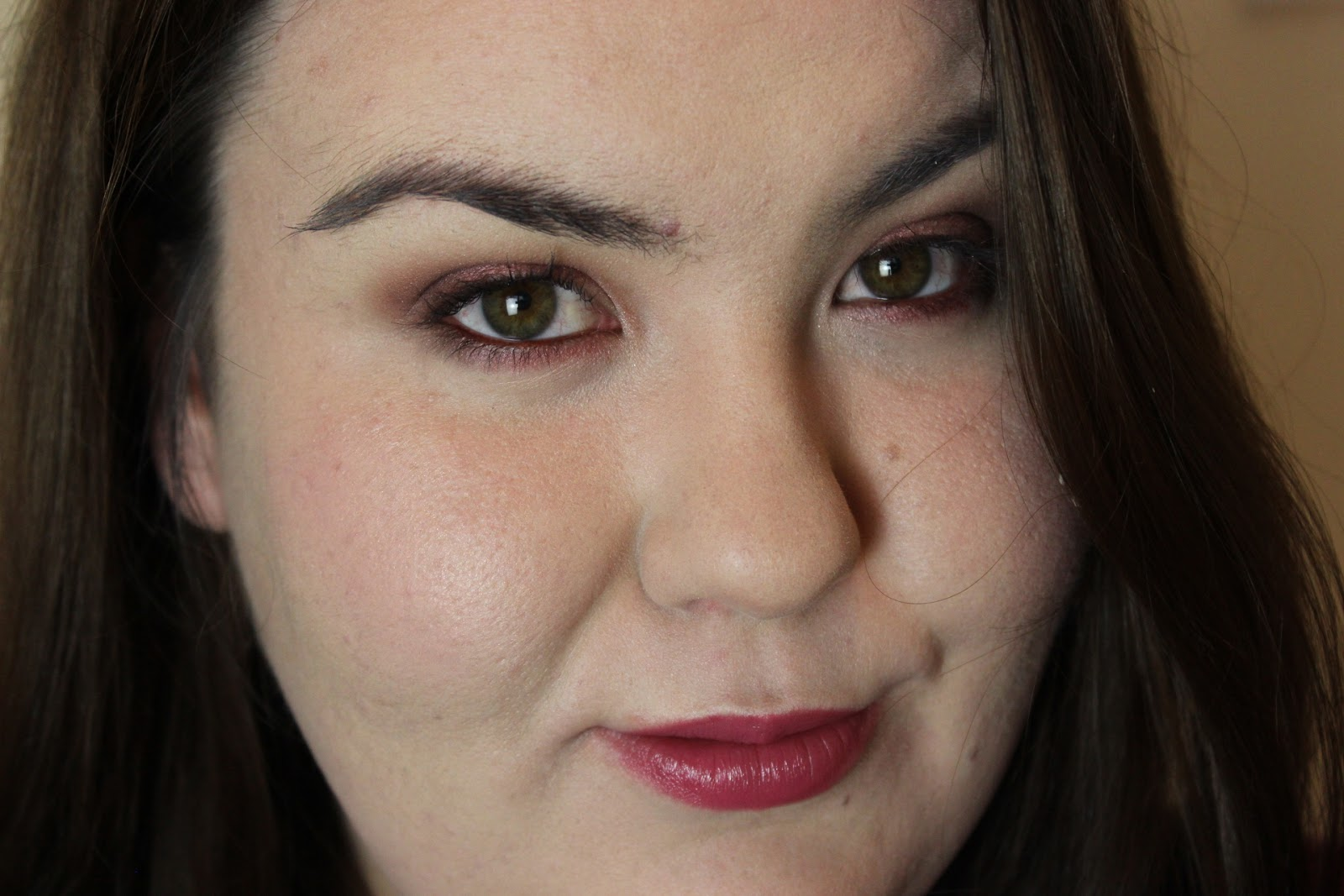 Cranberry Smokey Eyes Tutorial
