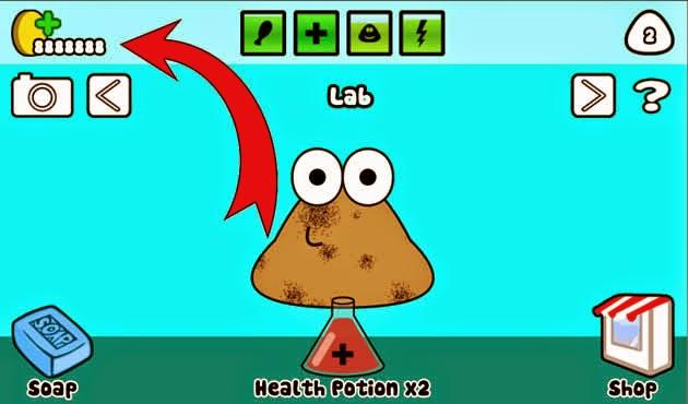 Pou Android Apk oyun resimi 1