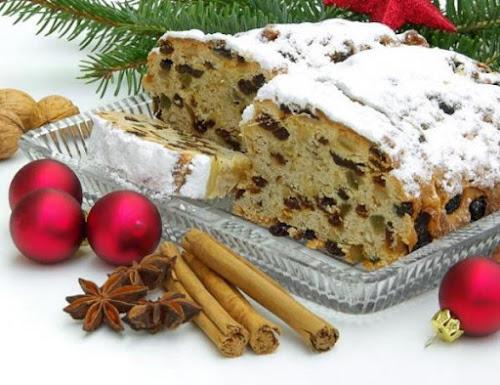 Como fazer bolo de Natal