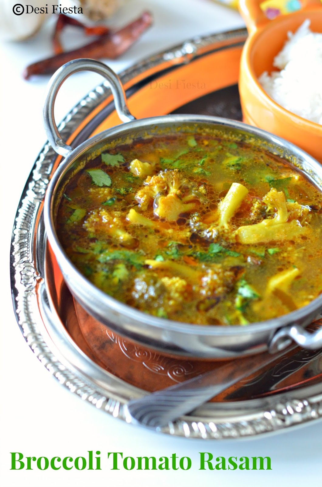 South Indian Rasam recipes