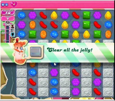 Stuck On Candy Crush Level 23