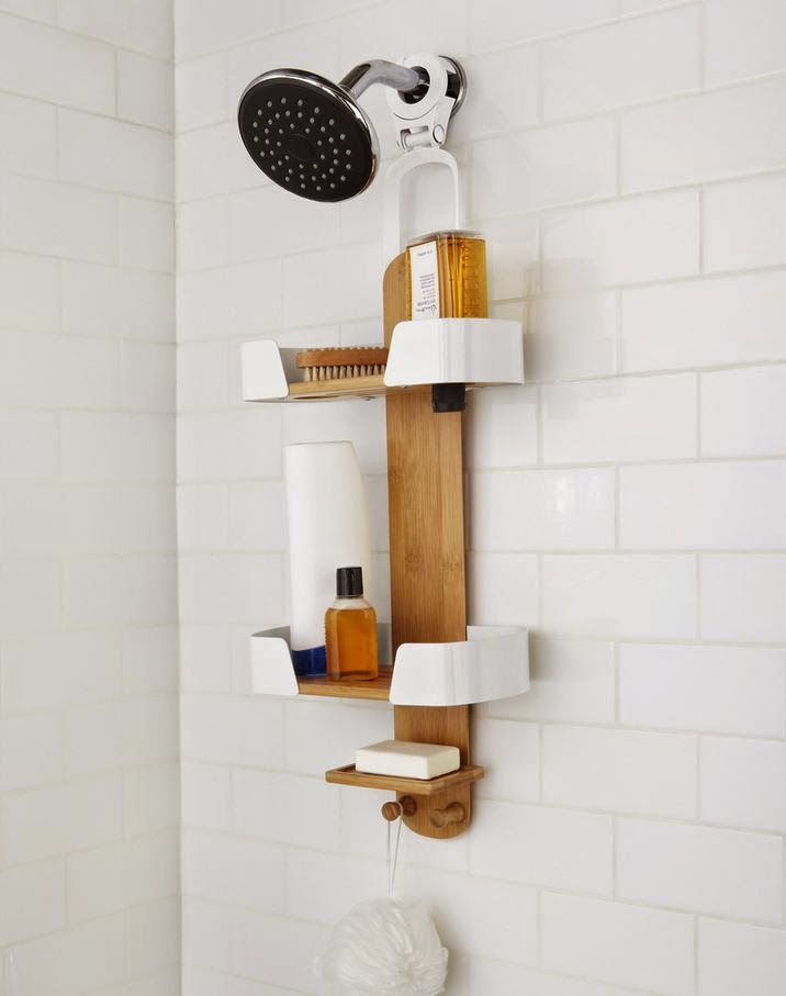 The Afternoon: Umbra Contemporary Shower Caddy!