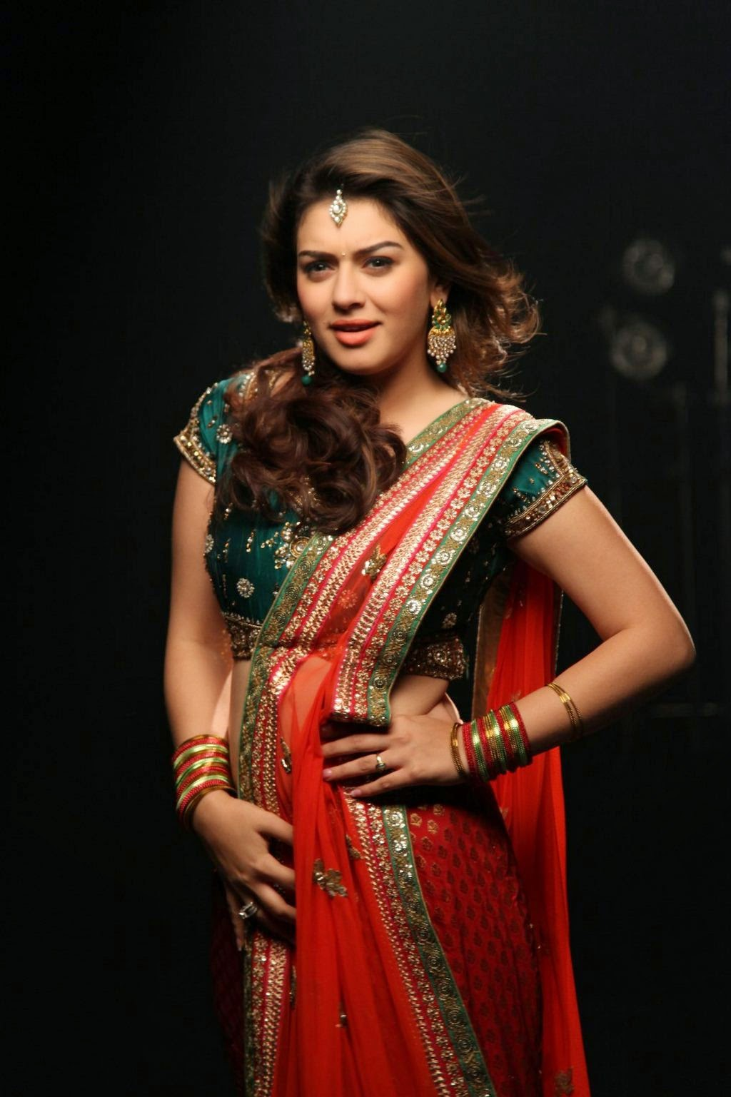 Hansika motwani latest sizzling pics-HQ-Photo-9