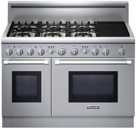 Kitchen Stove Top : The Kitchen Considered: The Trophy Stove  The Polished Pebble