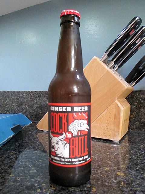 Cock N Bull Ginger Beer
