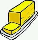 A manteiga erótica!