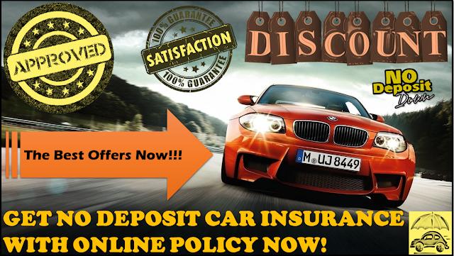 No Deposit Cheapest Car Insurance for Senior Citizens