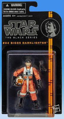 "Hasbro Star Wars The Black Series Biggs Darklighter 3.75"" Figure"