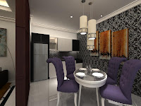 Dapur Berlian Residence