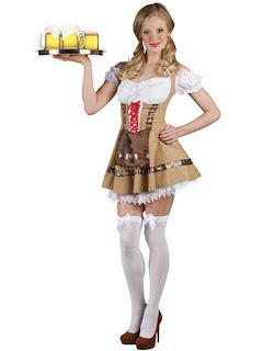 Tyroler kjoler