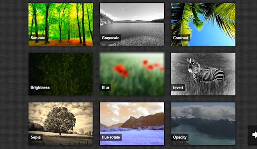 9 Efek Hover Sederhana Pada Gambar di Blog