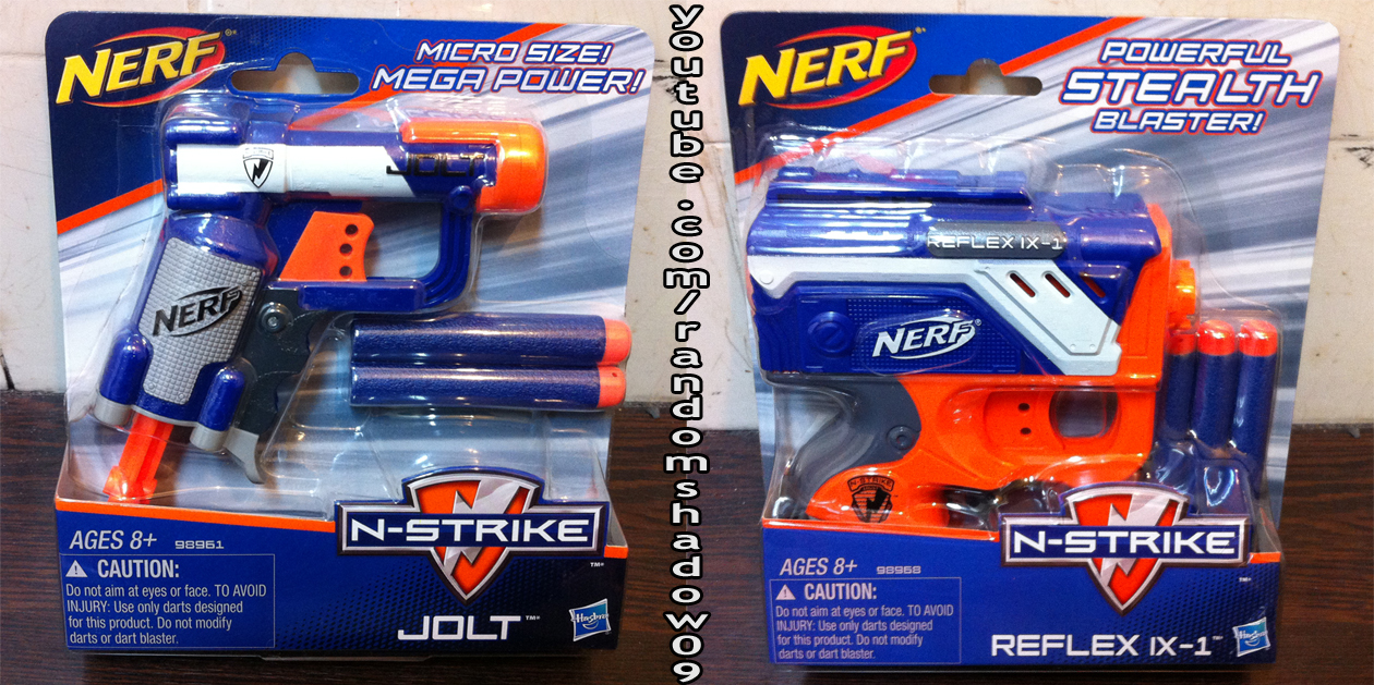influx of new <b>Nerf</b> hitting