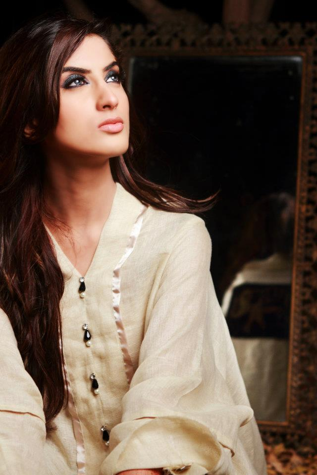 Nida Ali Latest Fashion Collection