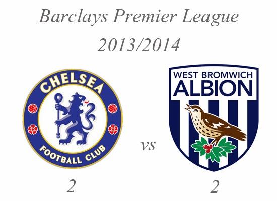 Chelsea 2-0 West Bromwich Albion – Premier League | Highlights