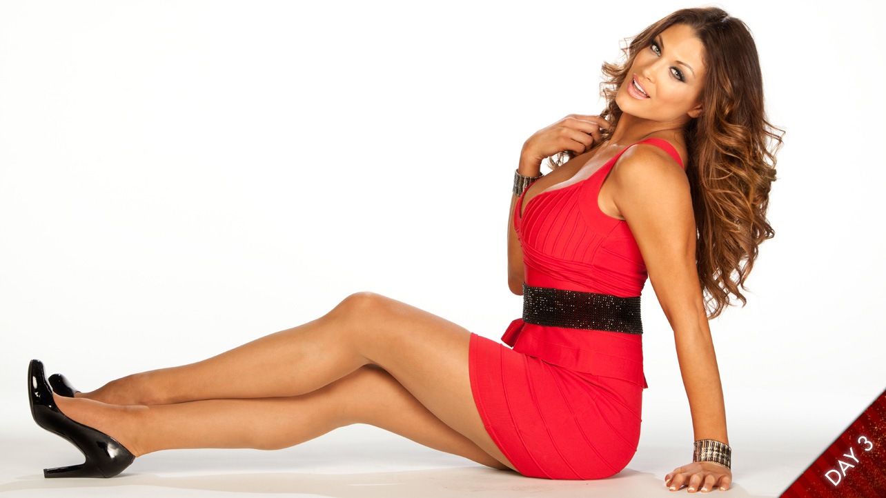 Wwe eve torres hot pic
