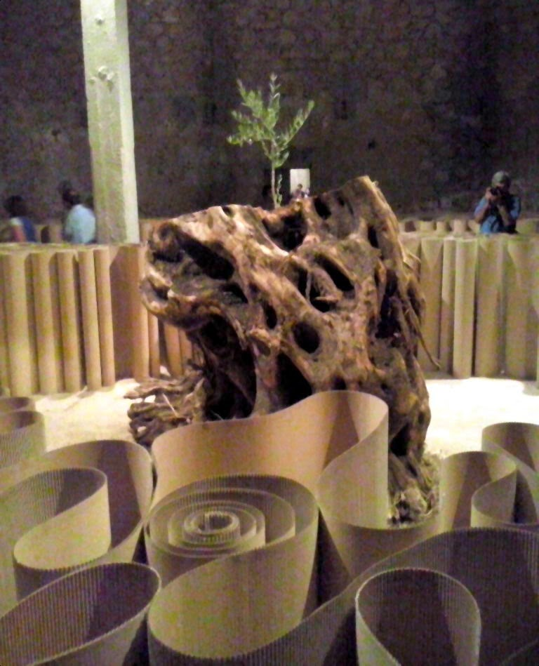 Michelangelo Pistoletto: Ο μύθος και η πνευματικότητα στην τέχνη. Αισχύλεια Ελευσίνα Ελαιουργείο