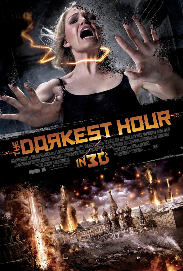 The Darkest Hour Trailer HD 720p 2011The Darkest Hour Cast