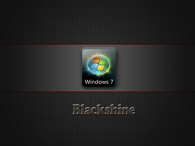 Windows 7 Rich Black Pics in 1024x768