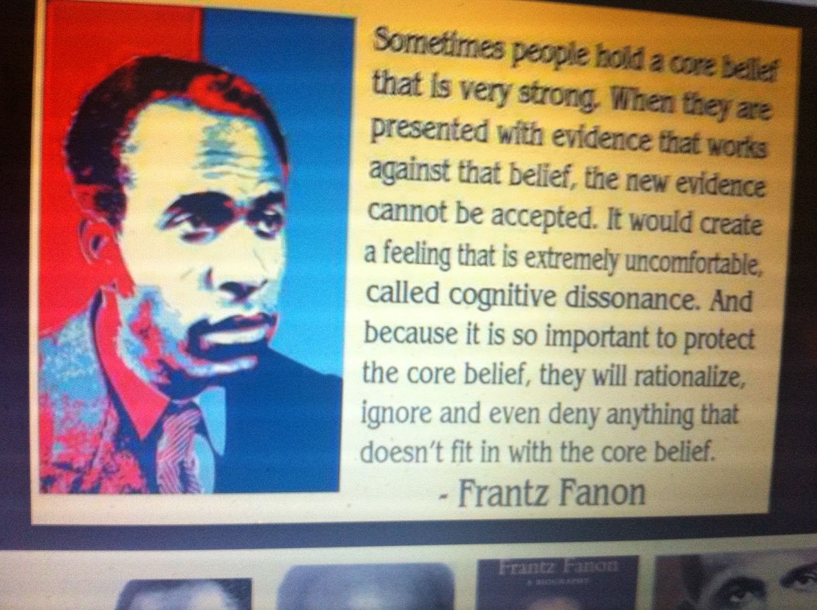 frantz fanon violence essay